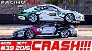 Racing and Rally Crash Compilation Week 39 September 2015