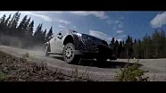Les tests de Toyota en WRC