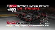 LIVE: 24 Hours of Spa - MAIN RACE - Part 5