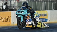 Jerry Savoie puts down a big run to take the qualifying lead in Sonoma
