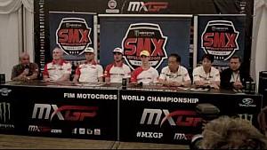 Honda presents factory 2016 SMX team