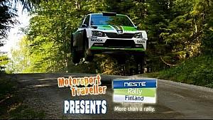 Neste Rally Finland 2016 (1 Roll, 1 Crash, Close Calls and Max Attack)