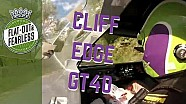On Board: Slamming a Ford GT40 Inches From Cliff Drops!