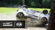Rally Finland 2016: Top 5 HIGHLIGHTS