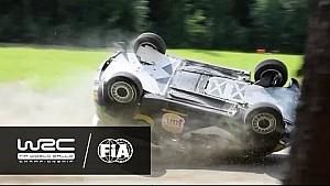 Rallye Finnland: Highlights