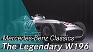 Operación restauración del W196 de Fangio