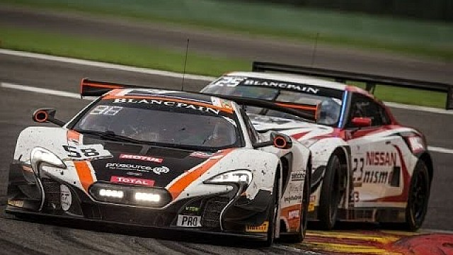 24h Spa: Highlights, McLaren