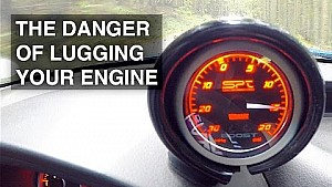Why You Should Never Lug Your Engine (Especially Turbos)