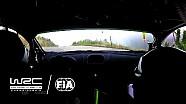 Rallye Deutschland 2016: CRASH Camilli SS1