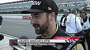 HPD Trackside -- Pocono IndyCar Qualifying Report