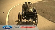 Keselowski Drives 1901 Ford Sweepstakes | NASCAR | Ford Performance