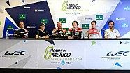 2016 WEC 6 Hours of Mexico City - Pre-Event Press Conference