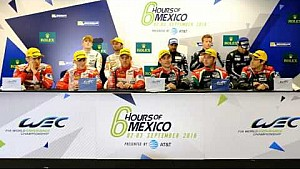 6 Hours of Mexico City - Class Winners Press Conference