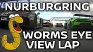 Nürburgring Onboard Lap! Worm's Eye View
