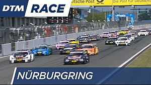 Race 1 Start - DTM Nürburgring 2016