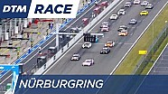 Race 2 Start & Crash - DTM Nürburgring 2016
