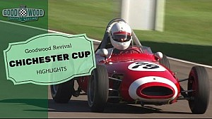 Chichester Cup Highlights | Goodwood Revival