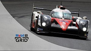 Fine-Tuned – The Art Of Pit-Stops With Toyota Gazoo Racing   Mobil 1 The Grid