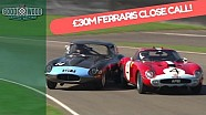 Jaguar E-Type Narrowly Misses £30million Ferrari!