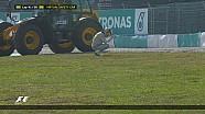 GP de Malaisie - Casse moteur pour Hamilton