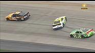 Justin Marks huge hit - NASCAR Xfinity Dover