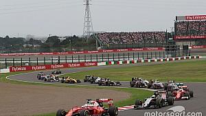 La carrera del GP de Japón, en la radio de los equipos