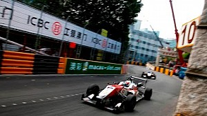 "FIA F3 World Cup – Rosenqvist: Driving at Macau ""the best feeling ever"""