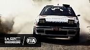 WRC-Geschichte: Spanien