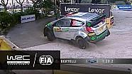 İspanya Rallisi 2016: SS1 ONBOARD Bertelli