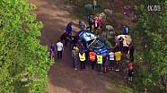 WRC 2016- 事故集锦