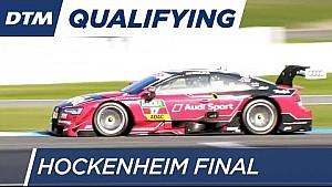 Top 3 Qualifying 1 - DTM Hockenheim Final 2016