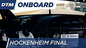 DTM Hockenheim Final 2016 - Marco Wittmann (BMW M4 DTM) - Re-Live Onboard (Race 2)