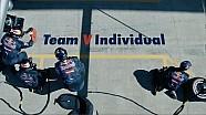 L'équipe contre l'individu (un arrêt aux stands en F1)