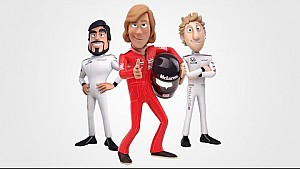 McLaren TOONED, James Hunt özel bölüm: #Hunt40