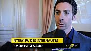 Simon Pagenaud répond à vos questions !