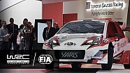 WRC 2017: The Return of Toyota