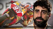 Santi Hernandez and Ramon Aurin comment on Circuit Ricardo Tormo