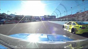 Kenseth turned in overtime, ending Chase hopes