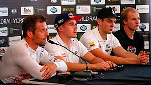 Friday Press Conference: Argentina RX | FIA World RX