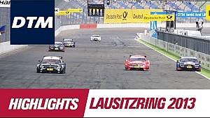 DTM Lausitzring 2013 - Highlights