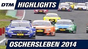 DTM Oschersleben 2014 - Özet Görüntüler