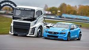 Iron Knight vs. Volvo WTCC