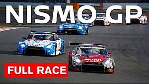 The NISMO GP 2016: GT-R GT500 V's GT3 V's Nissan 370Z's!