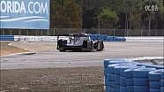 全新 2017款李吉尔(Ligier) P2 赛车Ligier 赛百灵赛道测试视频