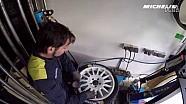 克斯里·米克测试2017款雪铁龙C3赛车