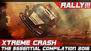 Lo mejor en choques de Rally 2016