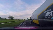 Renault Duster Dakar Team 2017 Llegada a Paraguay
