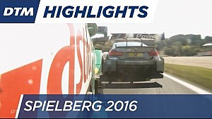 DTM Spielberg 2016 - Highlights