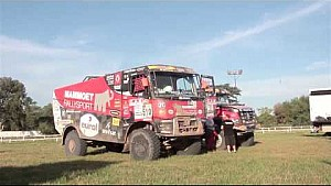 Dakar 2017 - KAMAZ-Master Team - Stage 3