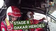 Dakar 2017: 8. Etap - Dakar Kahramanları